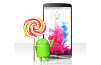 LG G3 Lollipop updage