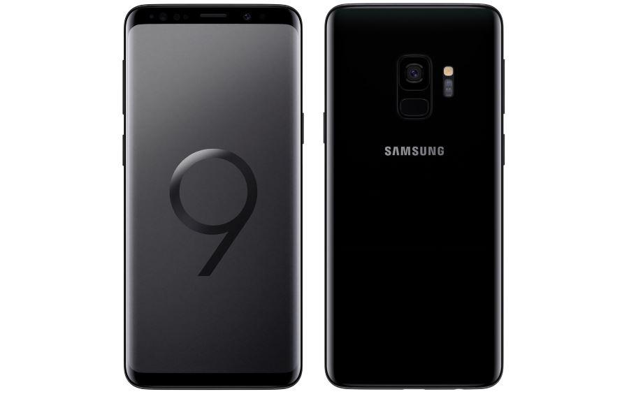 Samsung Galaxy S9 in Black