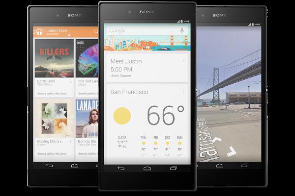 Sony X ultra Google Play edition