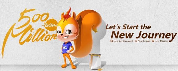 UC Browser mascot
