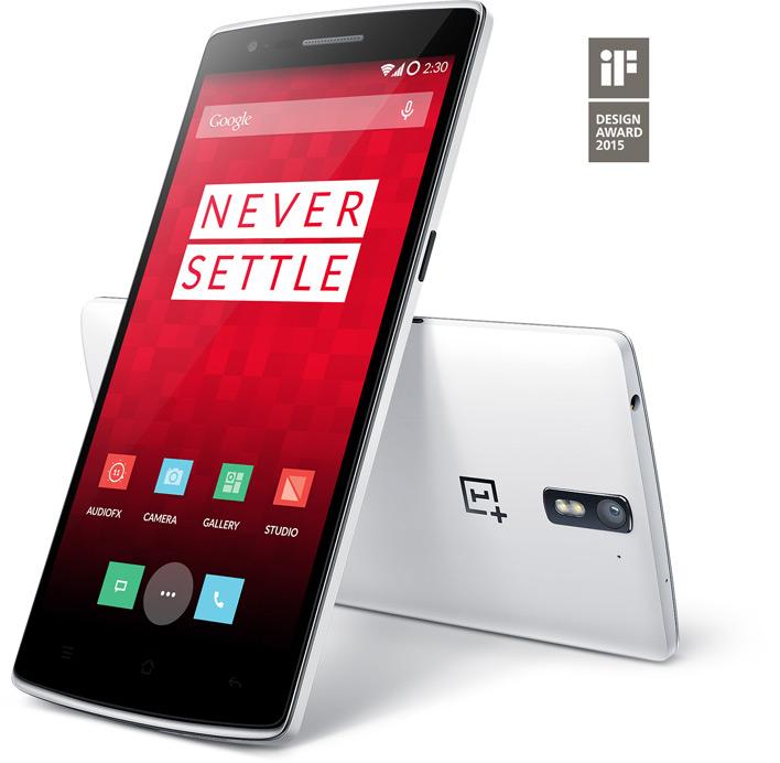 OnePlus One 16GB version