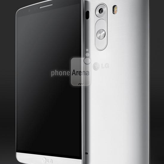 LG G3 in White