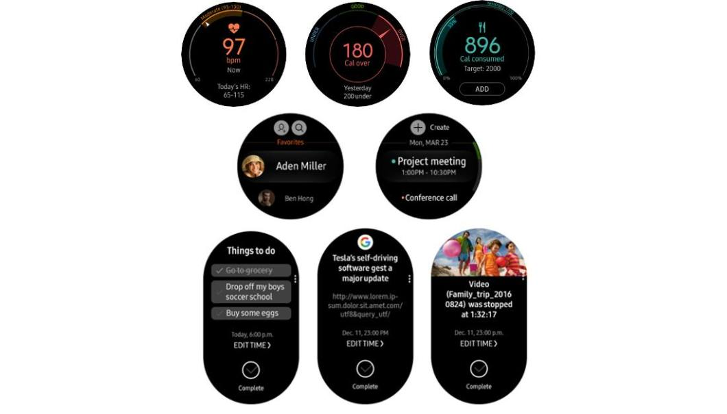 Samsung Gear S3 value pack update