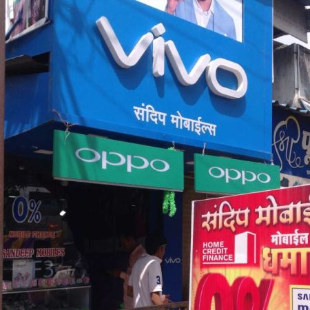 Physica Oppo and Vivo retailers in India