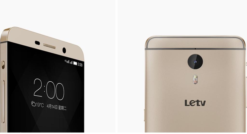 LeTV Le phones
