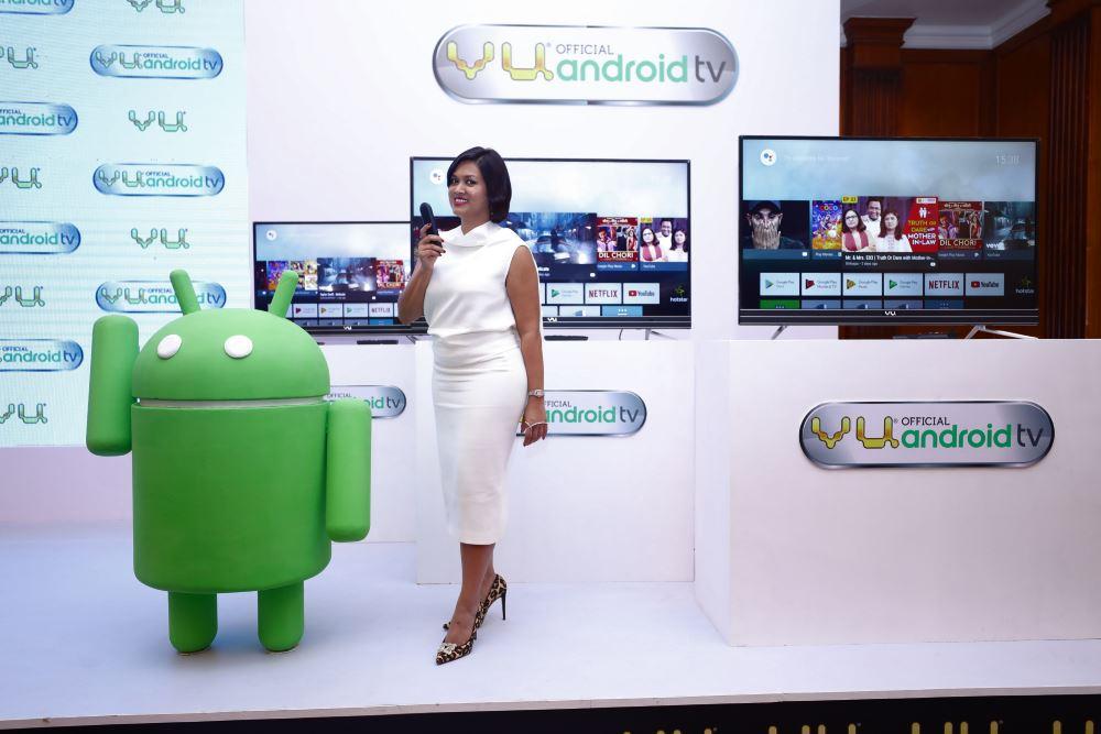 Vu Android TV models