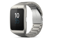 Sony SmartWatch 3 in Stainless Steel