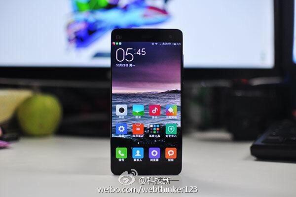 Alleged Xiaomi Mi 5 image