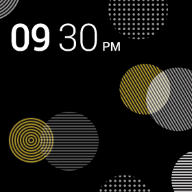 LG G Watch watch-face