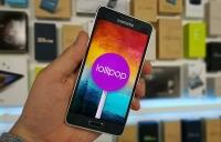 Samsung Galaxy Alpha Lollipop update