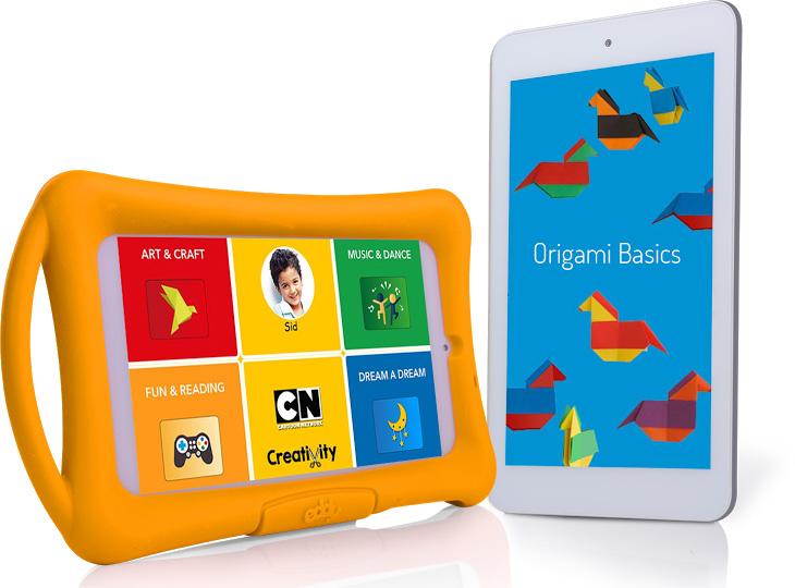 Eddy Creativity Tablet