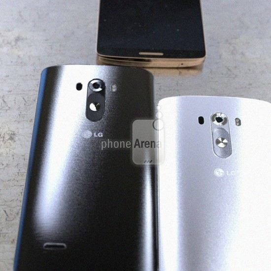 LG G3 live image