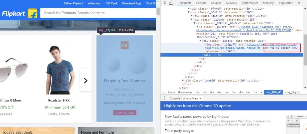 flipkart source code