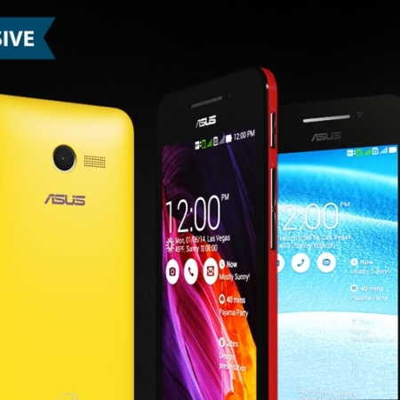 Asus Zenfone line-up
