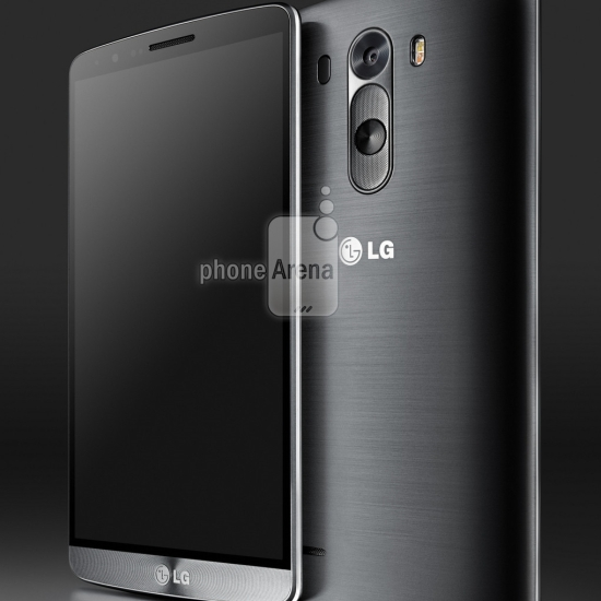 LG G3 in Grey-Black