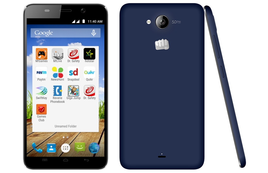 Micromax Canvas Play