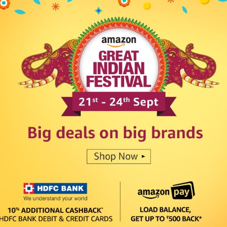 Amazon Great India Festival Sale