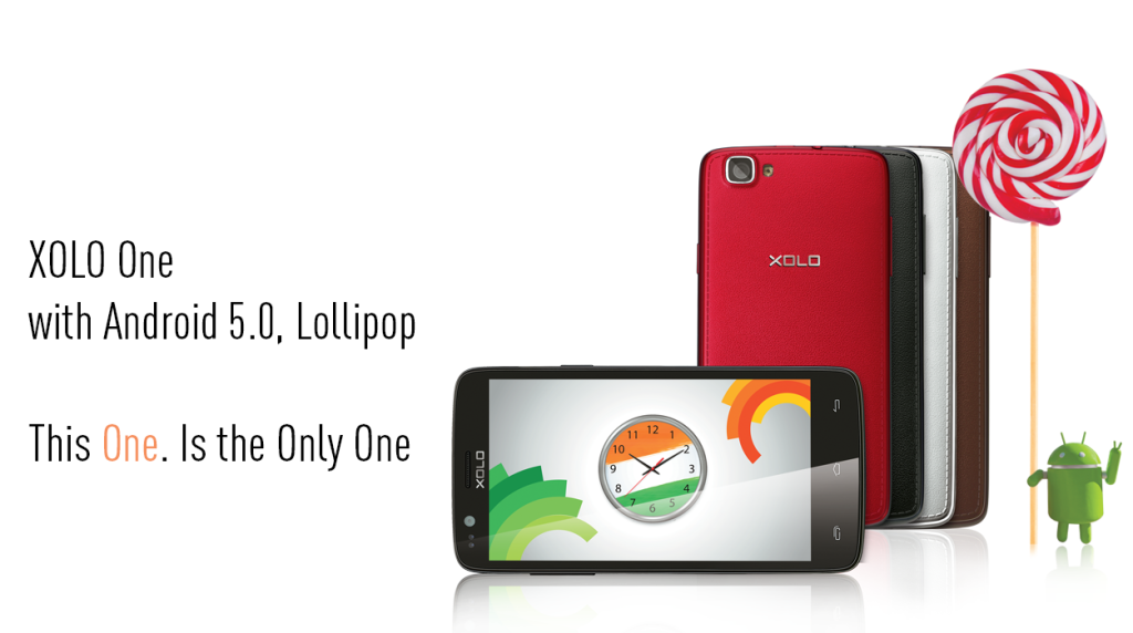 XOLO One Android 5.0 update