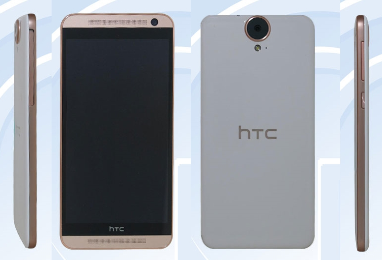 HTC One E9 at TENAA