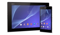 Sony Xperia Z2 tablet and smartphone