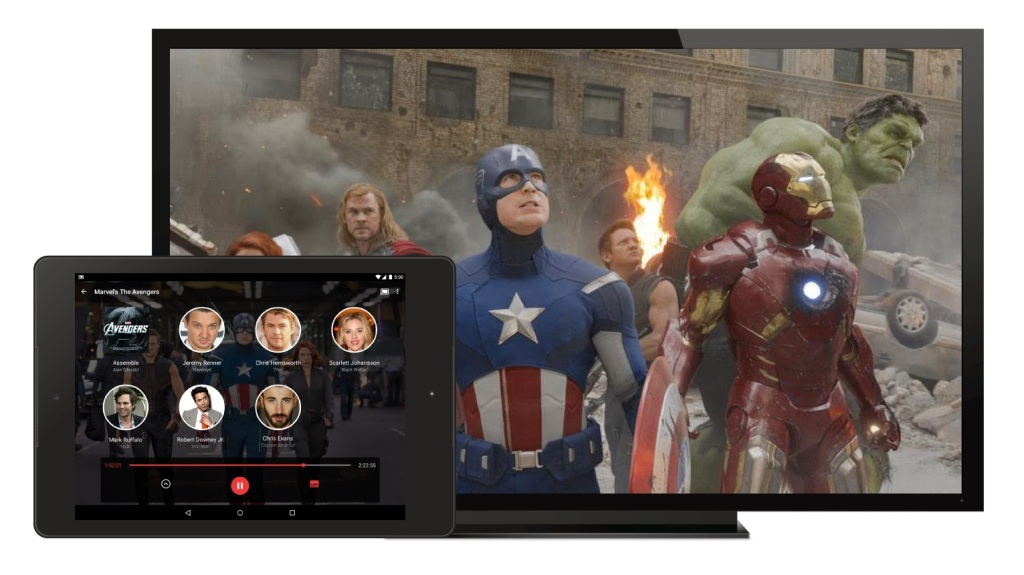 Play Movies Second Screen