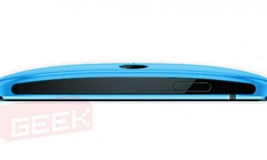 HTC M8 top