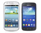 Samsung Galaxy Ace 3 and Galaxy Express
