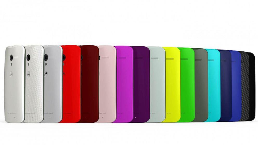 Moto X Colours