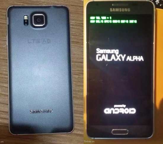 Samsung Galaxy Alpha LTE-A