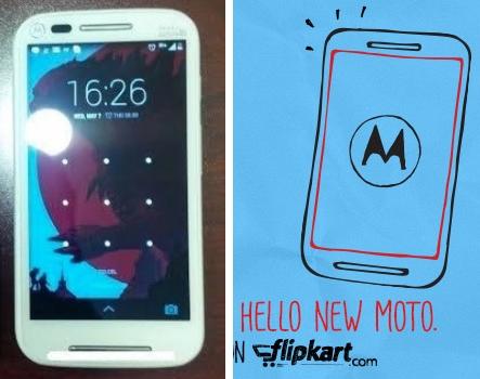 Moto E comparison