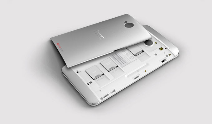 HTC One dual-SIM