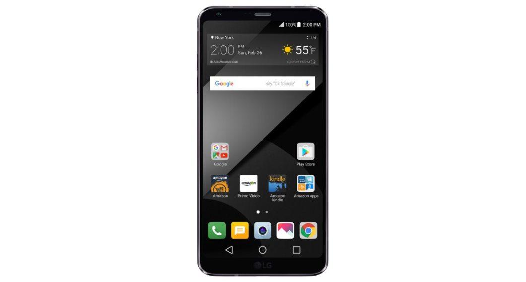 Prime Exclusive LG G6 Plus