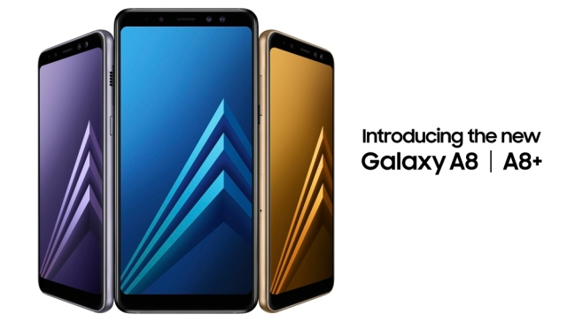 Galaxy A8 (2018) and A8 Plus (2018)