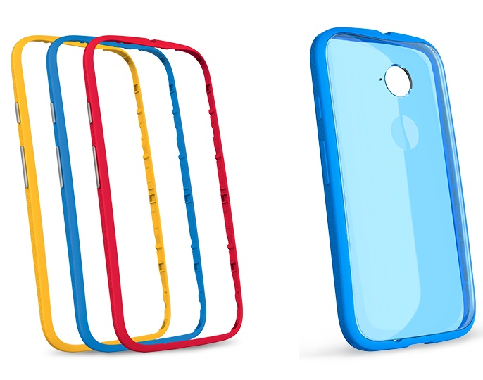 Bands and Grip Shells for Moto E