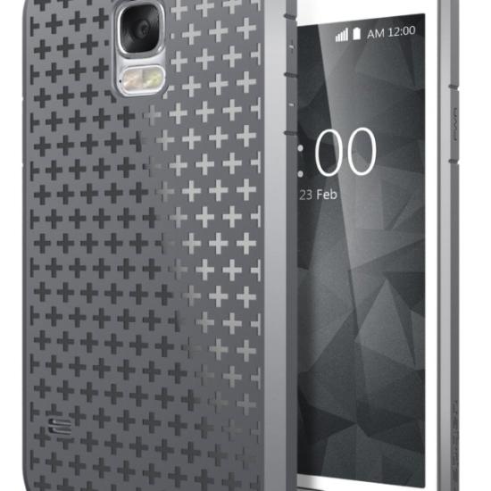 Galaxy S5 in a case