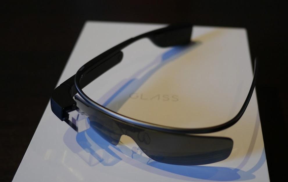 Google Glass Unboxing