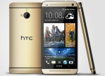 HTC One Gold Colour