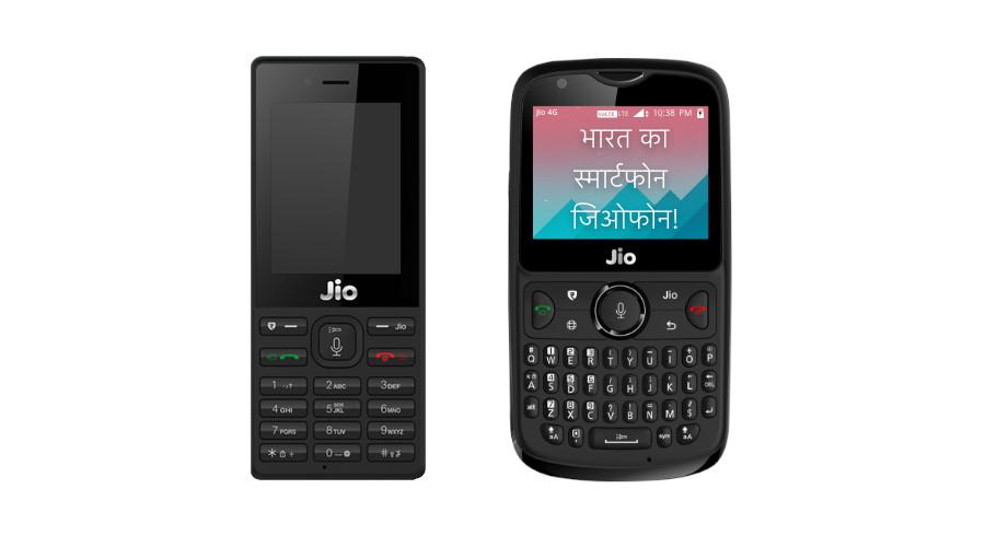 Jio Phone and Jio Phone 2
