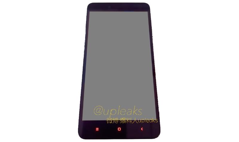 Leaked Xiaomi Redmi-series phone