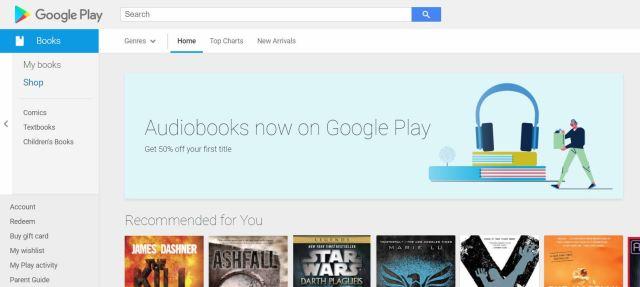 Audiobooks on Google Play