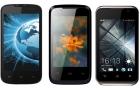 Lava IRIS smartphones