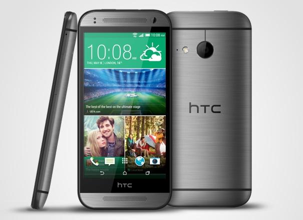 HTC One mini 2 in Gunmetal
