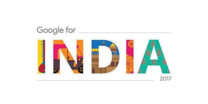 Google for India event