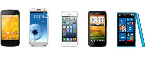 Nexus-4-vs-Galaxy-S3-vs-iPhone-5-one-x-lumia-920-specs