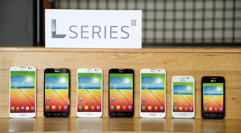 LG L-series III