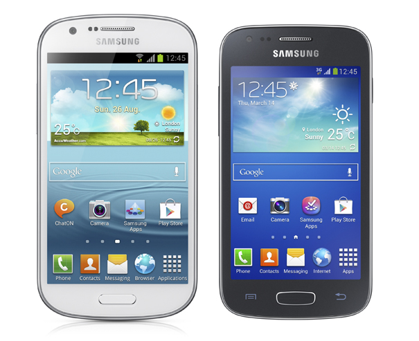 Samsung Galaxy Ace 3 and Galaxy Express