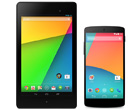 Google Nexus 5 and Nexus 7 in India
