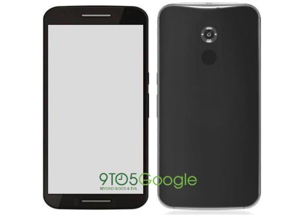 Motorola Shamu aka Nexus 6
