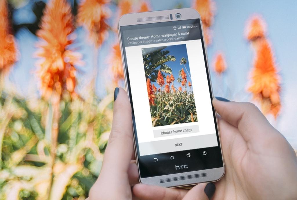 HTC Sense 7.0