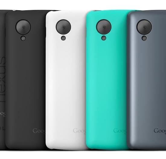 Google Nexus Snap Case